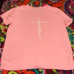 Tops - Women's Faith shirt